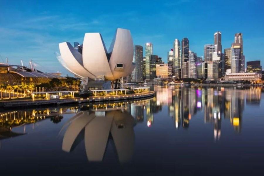 تصویر استقبال انجمن بلاک چین سنگاپور از تنظیم کننده سابق به عنوان عضو هیئت مدیره!