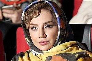 تصویر  چهره عجیب شبنم قلی خانی با ریش و سبیل!