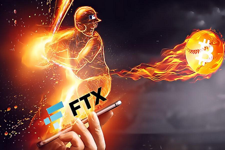 100 هزار دلار بیت کوین رایگان هدیه صرافی FTX و MLB!