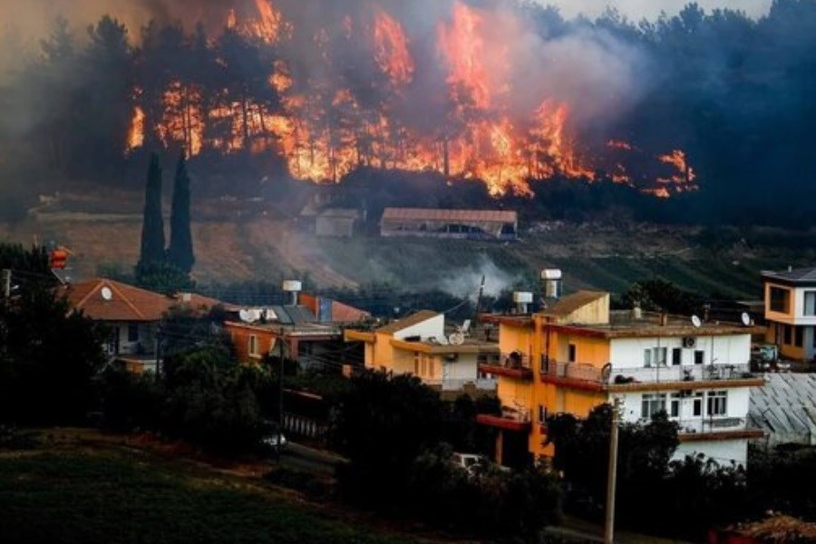 «چراغی که به خانه رواست، به مسجد حرام است»/ استفاده از بالگردهای آبپاش ایران در آتشسوزی ترکیه