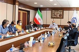 تصویر  برگزاری جلسه شورای «تنظیمگری مشارکتی محتوای حرفهای» در ساترا