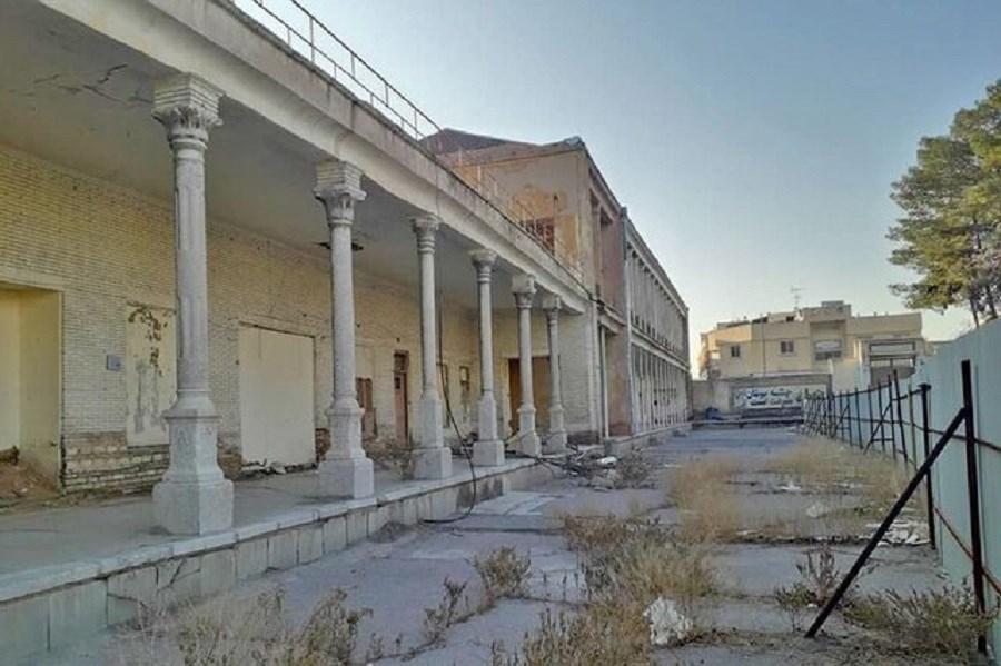 تصویر لزوم بازسازی مدارس