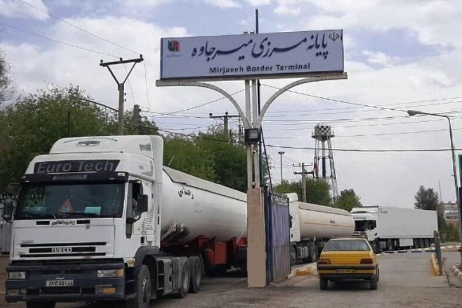 تصویر انجام بیش از ۳۴ میلیون دلار صادرات از سیستان و بلوچستان