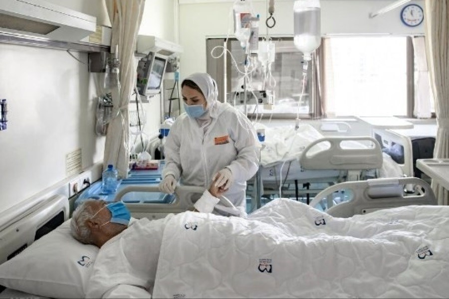 افزایش بی سابقه بیماران کرونایی در طی 16 ماه اخیر