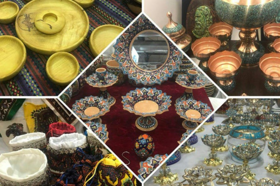 12 اثر هنرمندان صنایعدستی زنجان به جشنواره بینالمللی ایران راه یافت