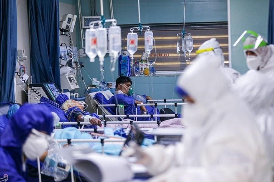 روزانه ۲۰۰۰ بیمار کرونایی در بیمارستانهای تهران بستری میشوند