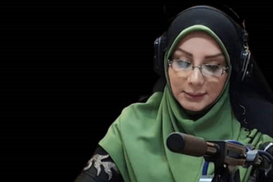 درگذشت گوینده تلویزیون در اثر کرونا