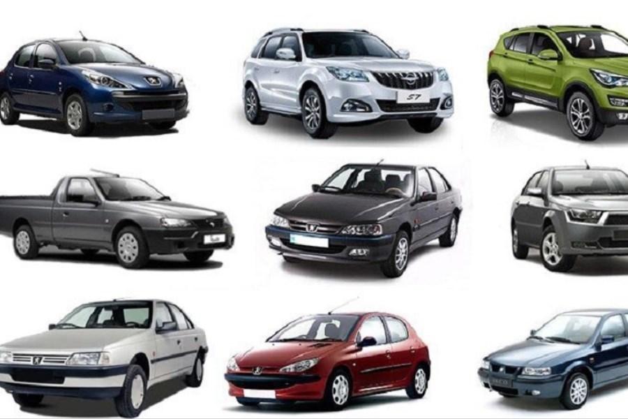 افزایش ۵ تا ۸۰ میلیونی قیمت ها در بازار خودرو