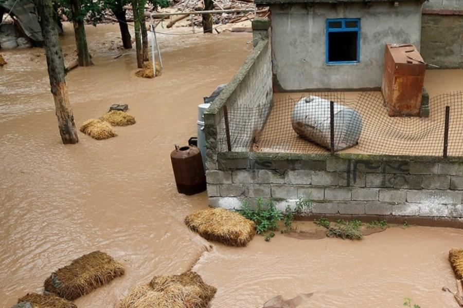 فرمانداران از سیلاب اخیر در شهرستانهای زنجان گزارش دادند