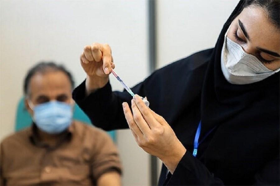 نحوه واکسیناسیون فرهنگیان تهرانی