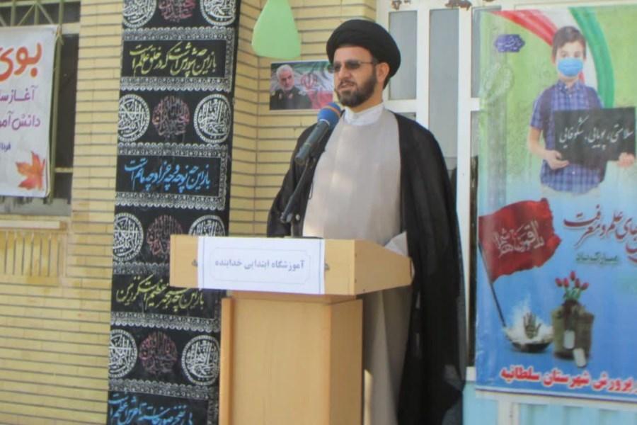 امام جمعه سلطانیه از بیتوجهی خانوادهها به تربیت دینی فرزندان انتقاد کرد