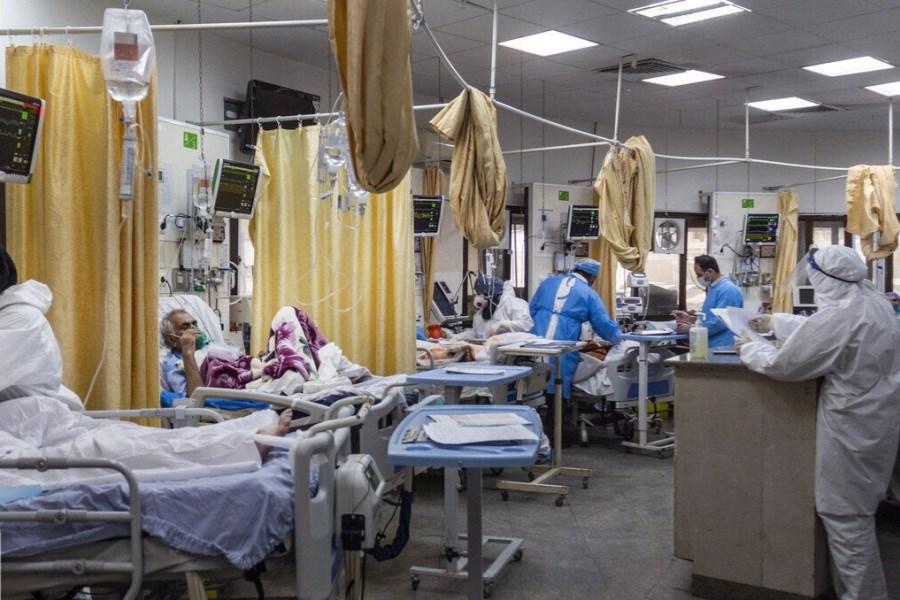 ۳۶۳۷ بیمار جدید در بیمارستان های شهر