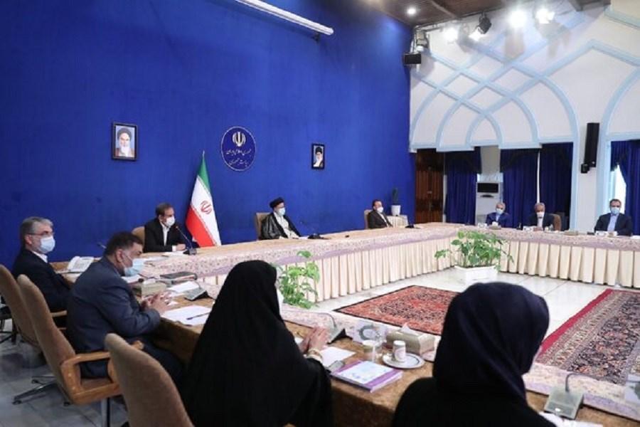 بررسی آخرین وضعیت کالای اساسی در اولین جلسه هیات دولت به ریاست سید ابراهیم رئیسی