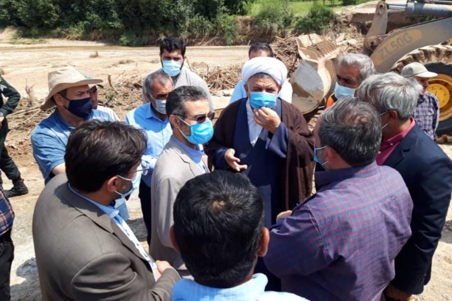 مسببین خسارات ناشی از وقوع سیل در استان تعقیب قضایی می شوند/مدیرانی که ترک فعل نموده اند باید پاسخگو باشند