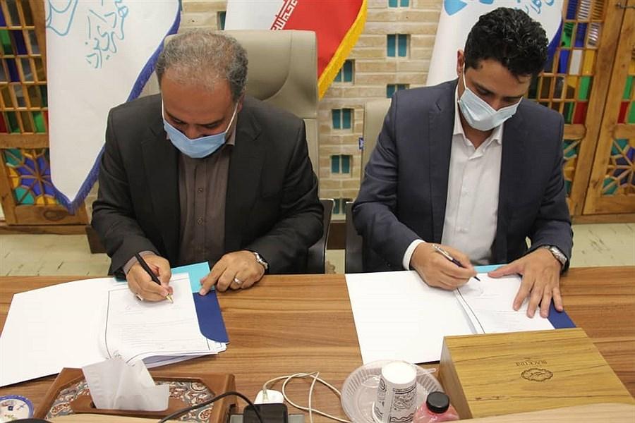 تفاهم نامه شهرداری یزد و پیشگامان در راستای تحقق شهر هوشمند