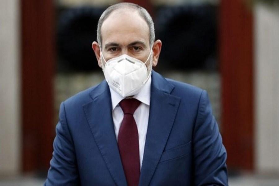 نخست وزیر ارمنستان جهت حضور در مراسم تحلیف وارد تهران شد