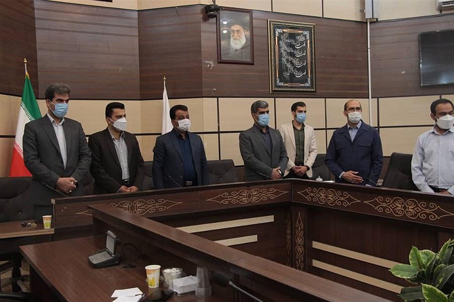 هیأت رئیسه ششمین دوره شورای اسلامی مهریز مشخص شد