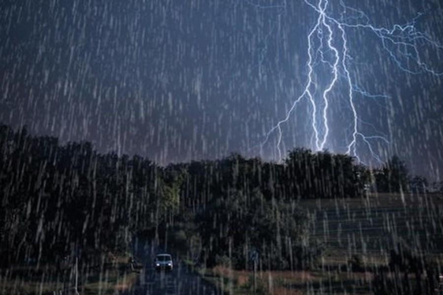 پیشبینی هواشناسی از بارش باران در اکثر استانها
