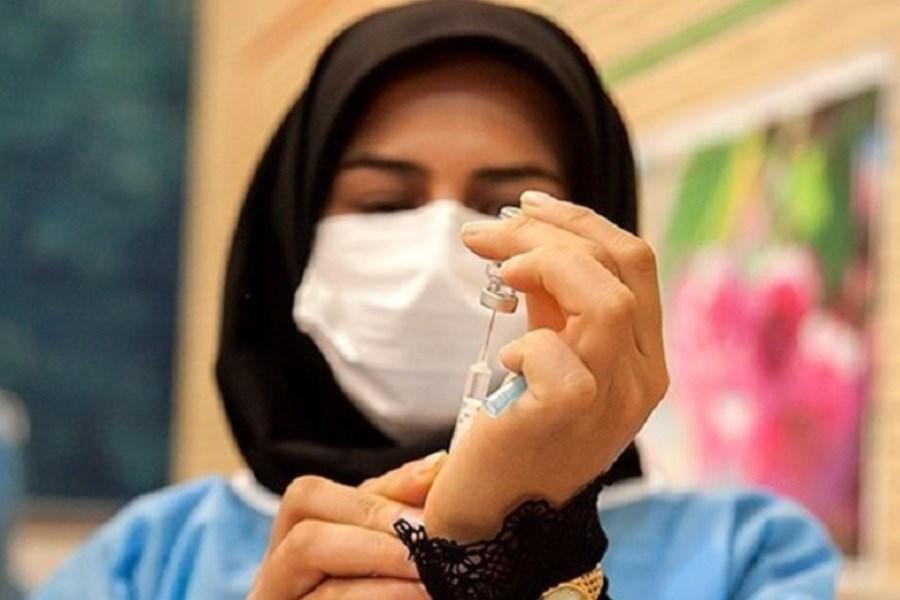 اعلام آمار تفکیکی واکسیناسیون کرونا در کشور