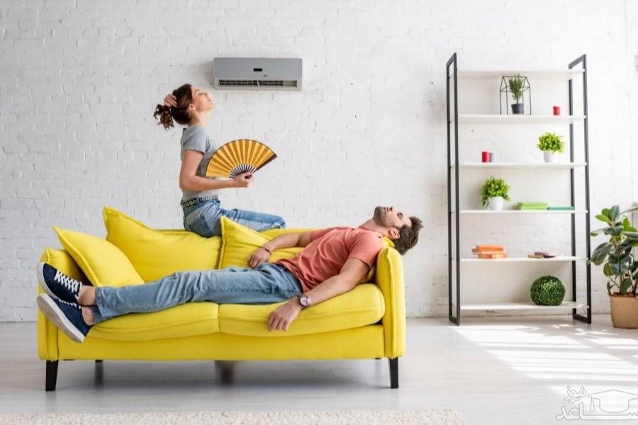 تکنیک هایی برای بهبود کیفیت هوای خانه
