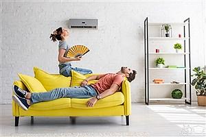 تصویر  تکنیک هایی برای بهبود کیفیت هوای خانه