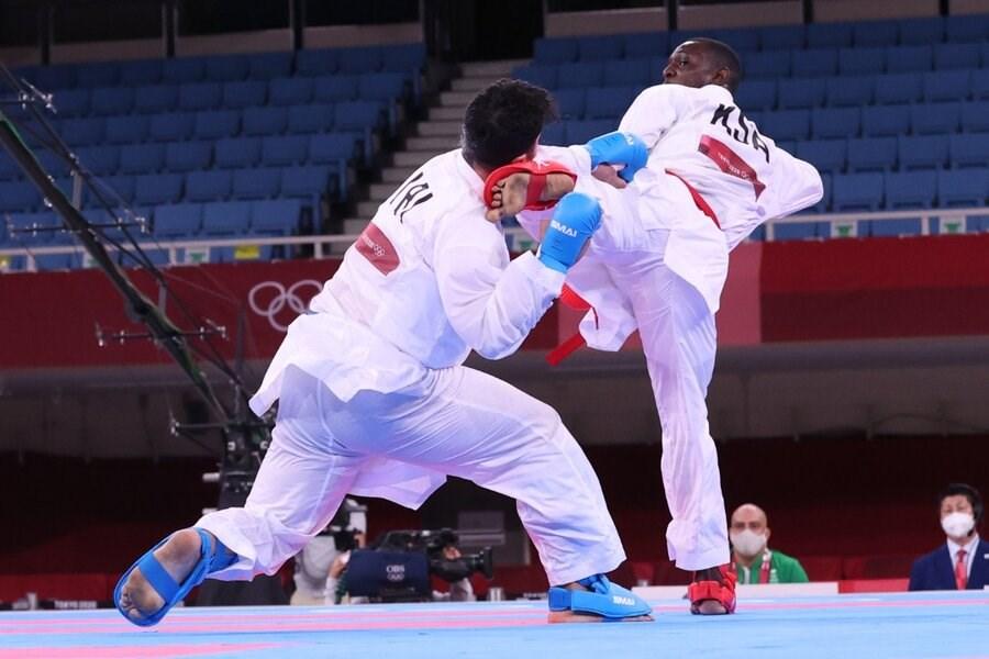 قهرمان ایرانی المپیک به هوش آمد