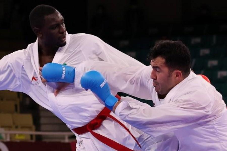 اعتراض پدر کاراته کای عربستانی از داوری فینال