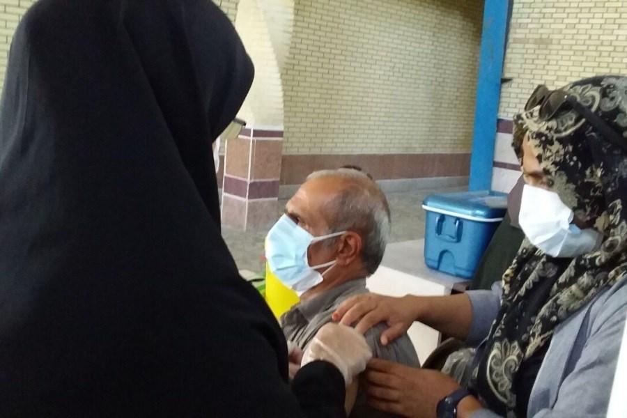 مرکز واکسیناسیون عمومی کرونا افتتاح شد