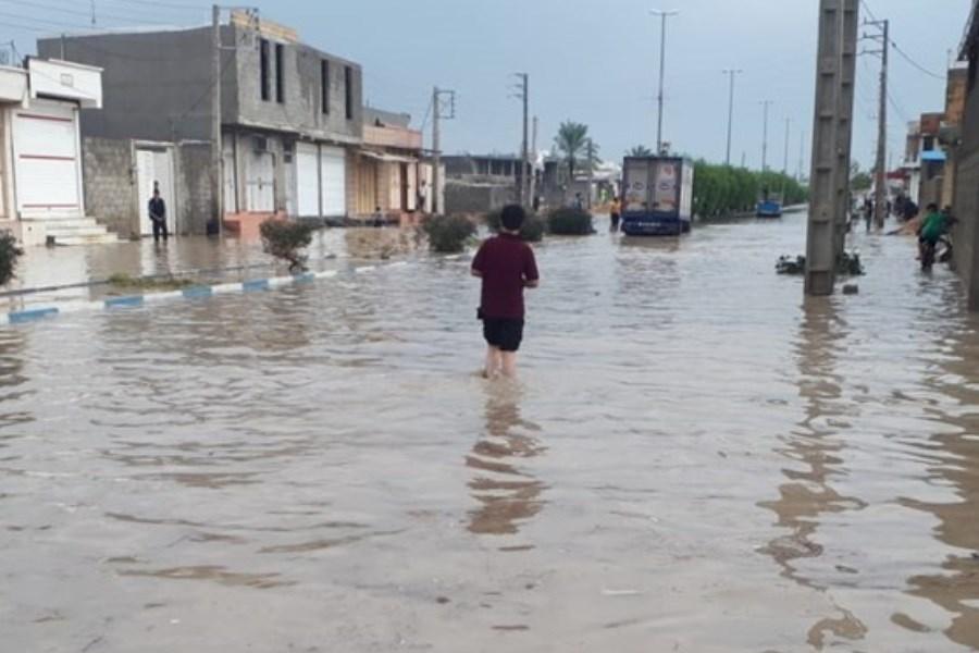 بارشهای مونسون 3.5 میلیارد مترمکعب آب به همراه داشت