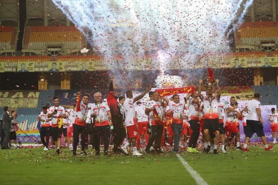 واکنش AFC به قهرمانی فولاد در جام حذفی