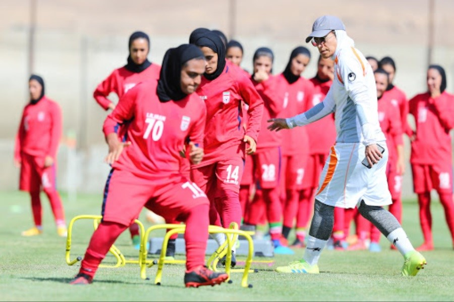 اسامی 31 بازیکن دعوت شده به اردوی تیم ملی فوتبال بانوان