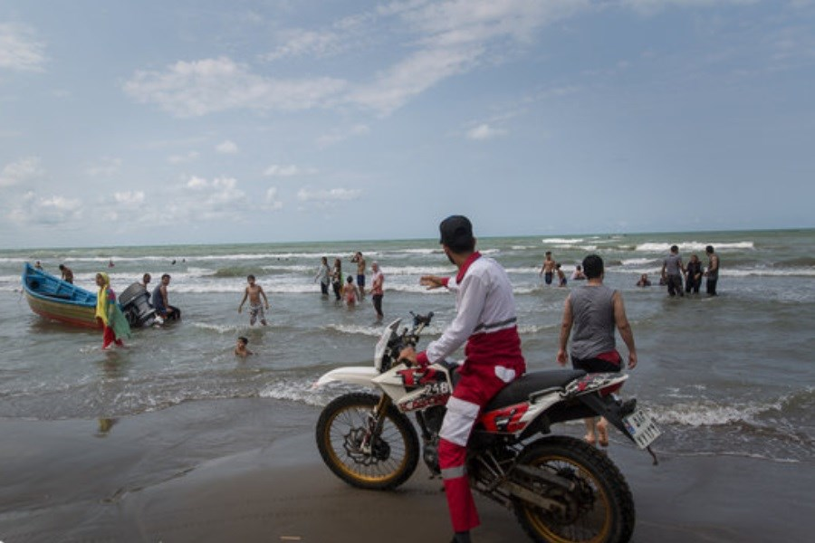 غرق شدن ۴۷ نفر طی دو ماه در دریای خزر