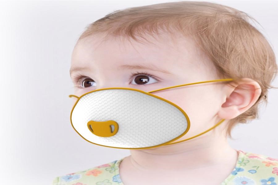 والدین مشوق کودکان برای استفاده از ماسک باشند/ ابتلای کودکان به کرونا شدت بیشتری گرفته است