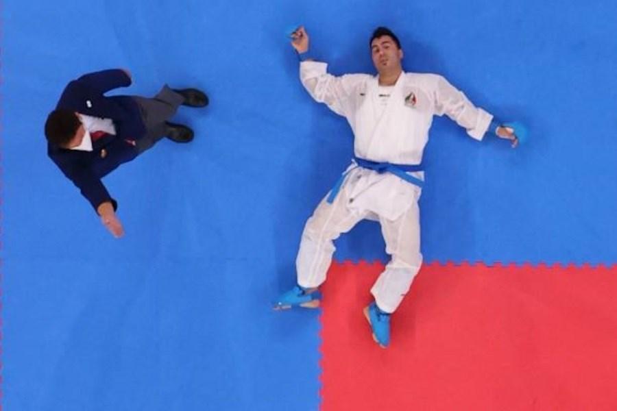 اولین مصاحبه داور فینال جنجالی کاراته