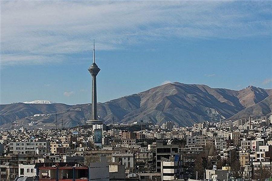 هوای قابل قبول تهران