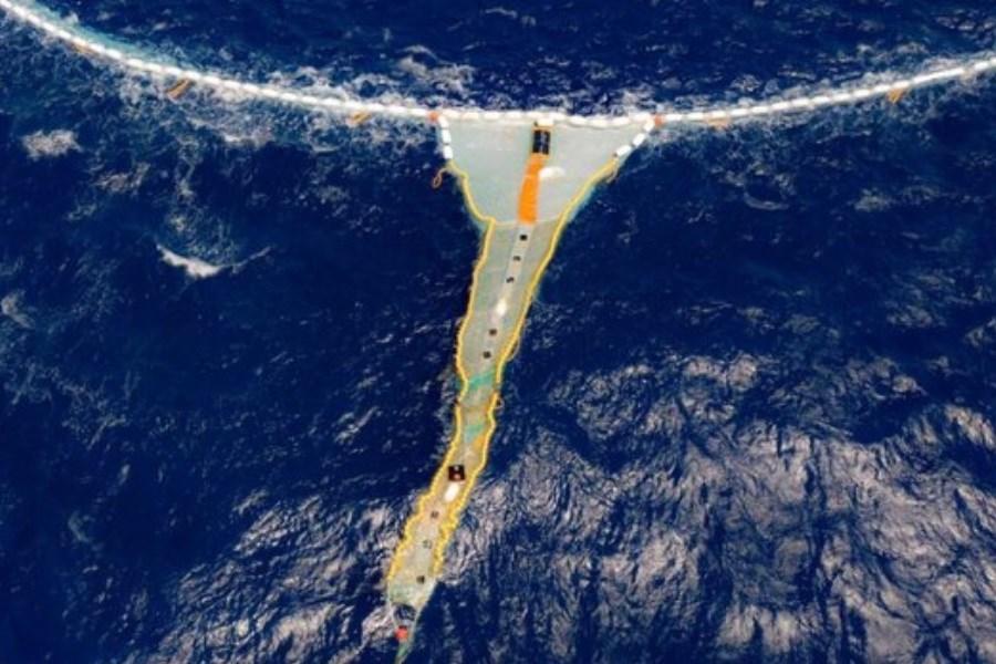 بزرگترین سیستم جمعآوری زباله برای پاکسازی اقیانوس آغاز به کار کرد