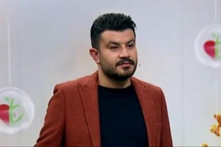 مجری شبکه سه توبیخ شد