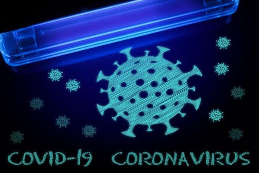 تصویر ال ای دی؛ راهی برای غیرفعال کردن ویروس کرونا