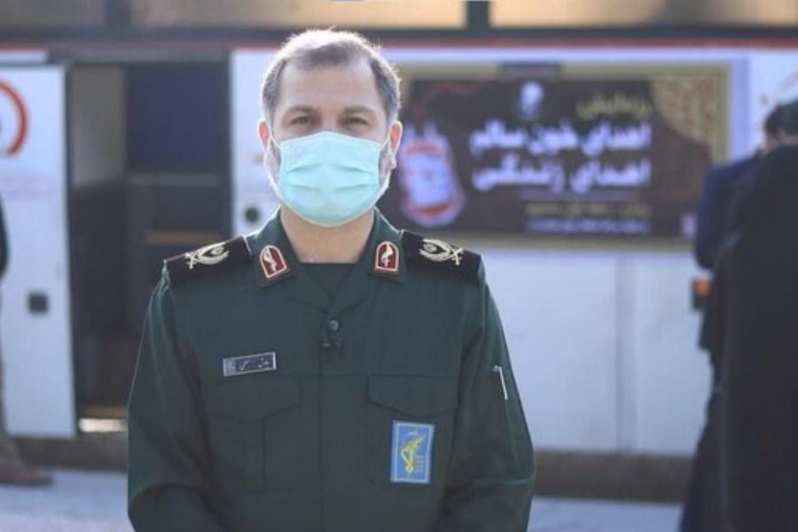 رزمایش بزرگ اهدای خون سالم در مازندران اجرا شد