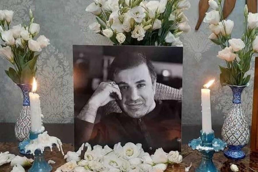 برگزاری یادبود برای زنده یاد علی سلیمانی در فضای باز