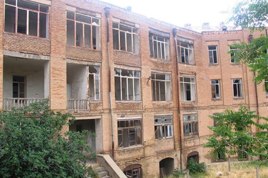 حال و روز ناخوش دومین بیمارستان تاریخی ایران