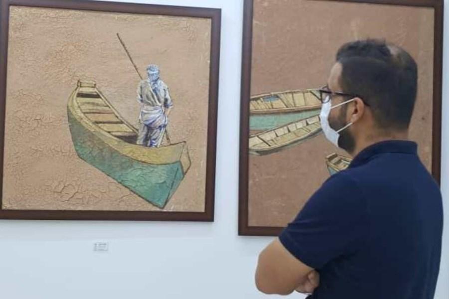 نمایشگاه گروهی آثار نقاشی در اهواز