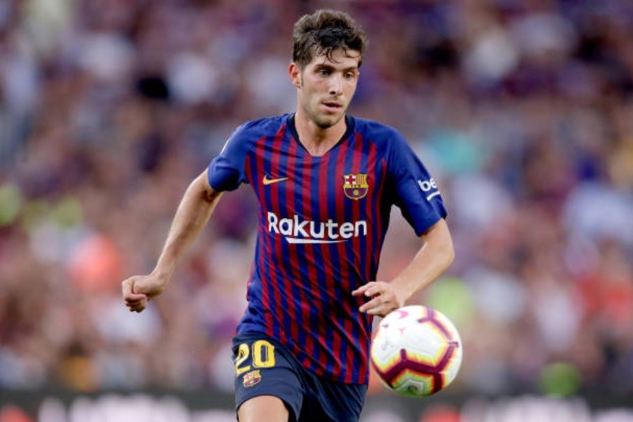 روبرتو در آستانه تمدید قراداد با بارسلونا