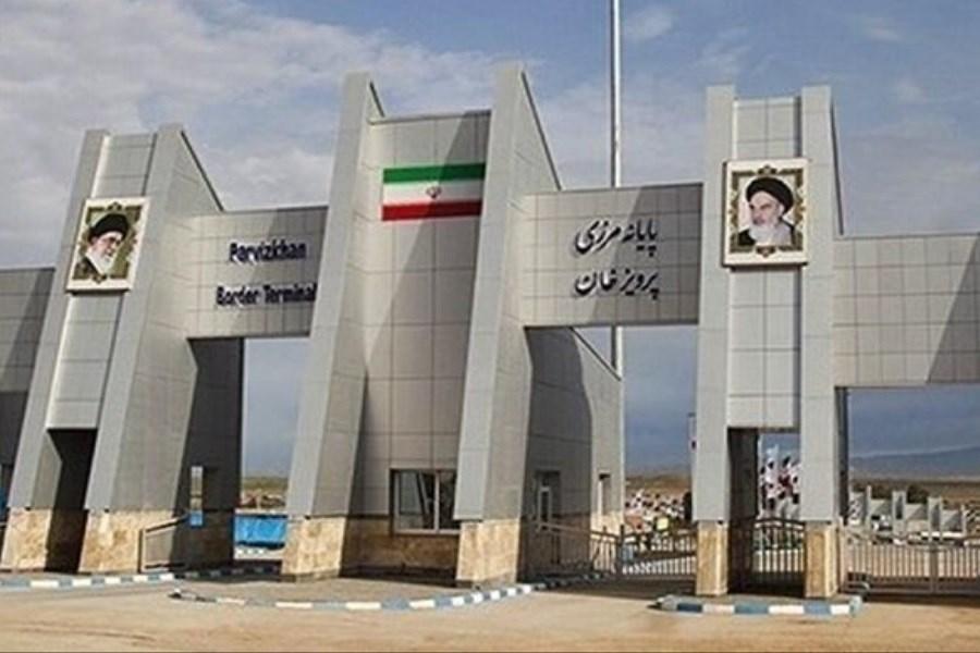 مرزهای ایران به سمت عراق بسته است