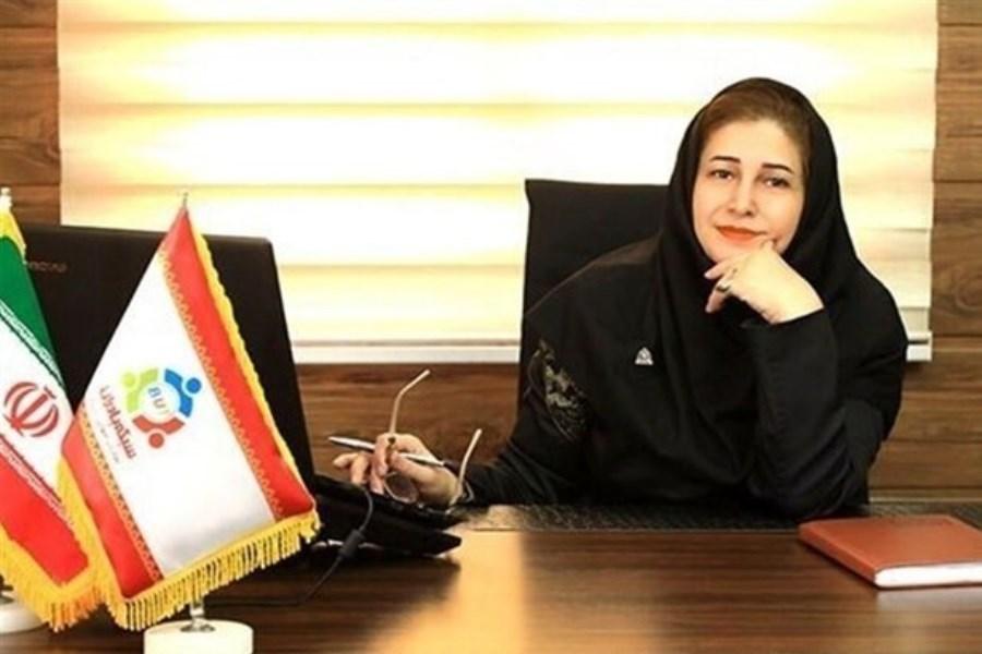 پیام تقدیر شهره موسوی از تیم ملی فوتبال بانوان