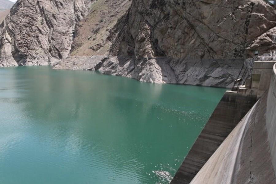 آخرین وضعیت ذخیره آب سدها