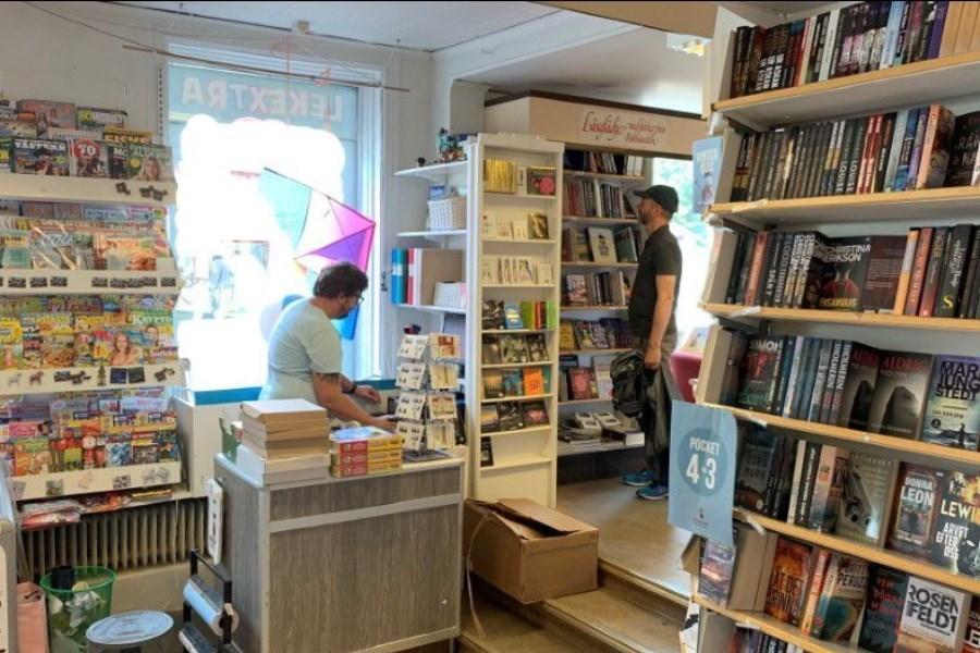 رشد 18 درصدی بازار کتاب در سوئد