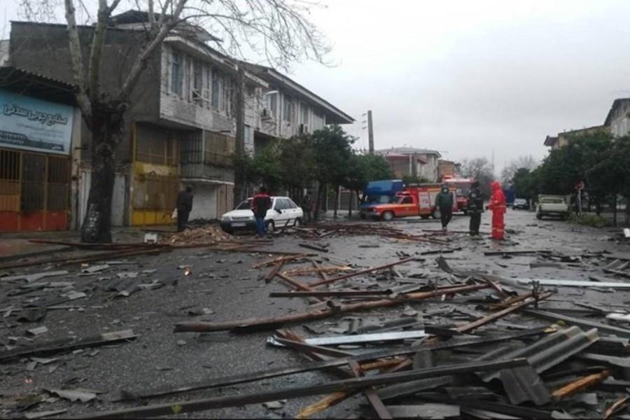 هشدار سازمان هواشناسی به سیلاب ناگهانی و تندباد در ۸ استان