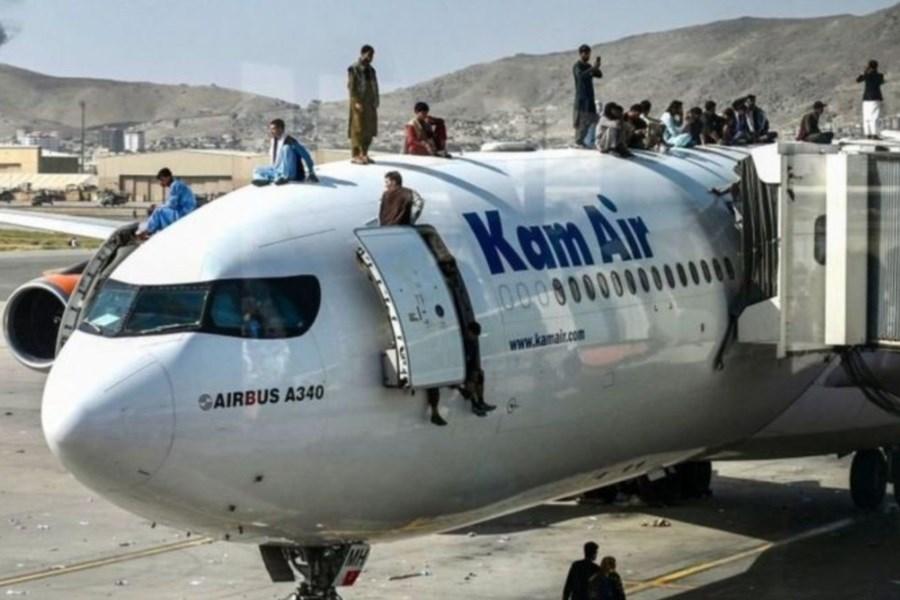 اجازه عبور امن برای رسیدن به فرودگاه کابل از سوی طالبان صادر شد