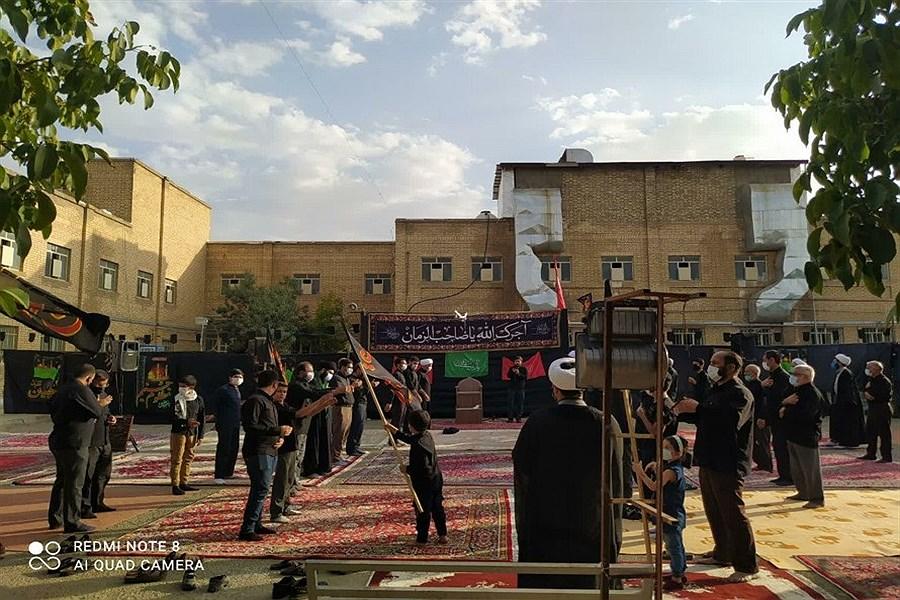 مراسم عاشورای حسینی در کردستان